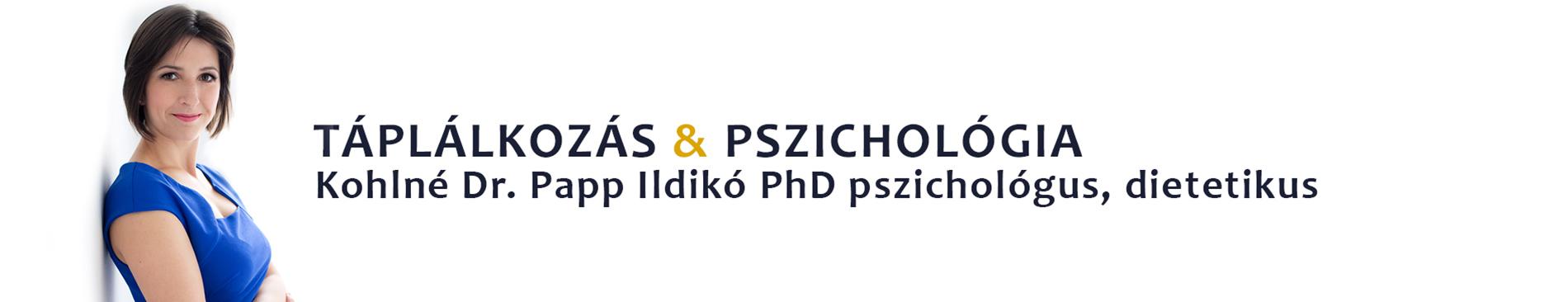KohlnéPappIldikó.hu Logo
